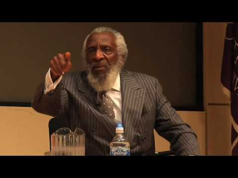 Dick Gregory: Race, Comedy, & Justice