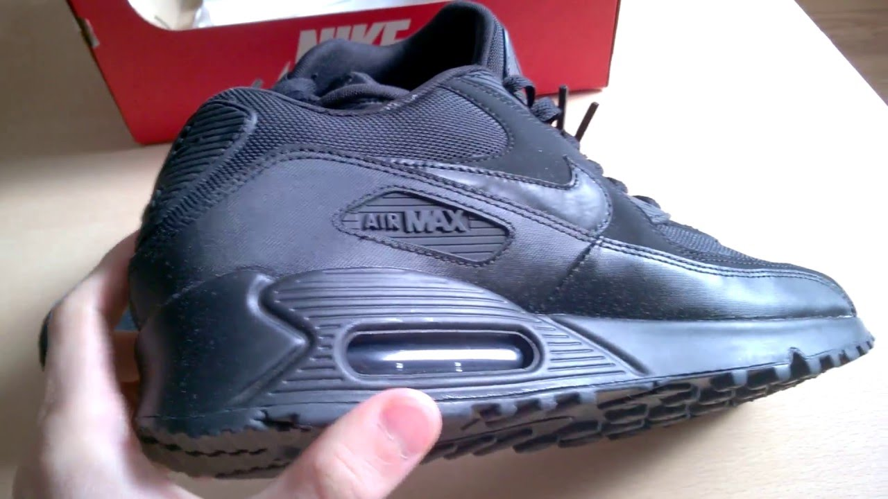 meet 4214e 251ee Unboxing butów/ shoes Nike Air Max 90 Essential 537384-090