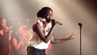 Ivy Quainoo- 14.05.12 Lüneburg Vamos!Kulturhalle- Till I get to you-cover HD
