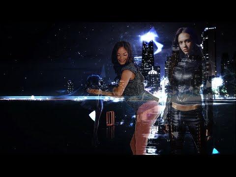 Jessica Alba and Kristin Kreuk part 1