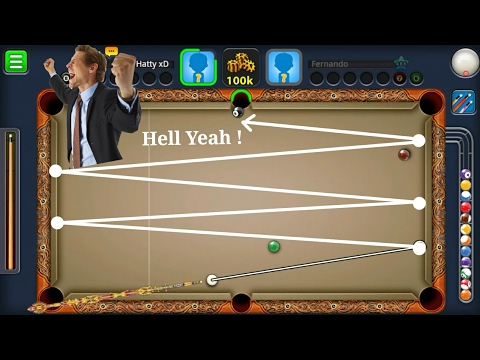 Thumbnail: Compilation 2017 - Hatty xD (Part1) - 2017 HIGHLIGHTS - Miniclip 8 Ball Pool.