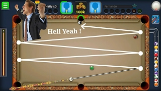 Compilation 2017 - Hatty xD (Part1) - 2017 HIGHLIGHTS - Miniclip 8 Ball Pool.