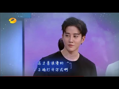 Mike D Angelo @  Happy Camp TV show