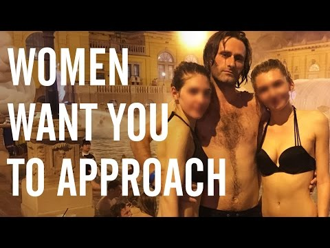 Why women want YOU to approach them  James Marshall reveals truth on love and relationships