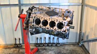 How Long To Make One Engine Coffee Table? 4 Minutes...