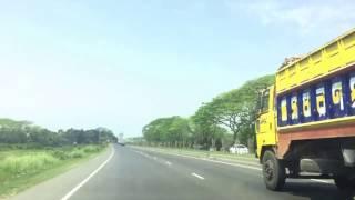 Comilla To Dhaka Highway 02 | 4 Lane Highways | Beautiful Bangladesh | Bangladesh Tour
