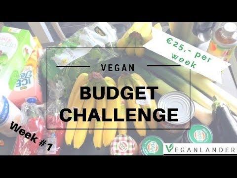 Budget vegan boodschappen