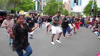 Jimikki Kammal Dance by Auckland Malayalees-New Zealand- Diwali Festival 2017