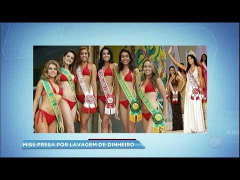 Hora da Venenosa: miss de Minas Gerais é presa por lavagem de dinheiro