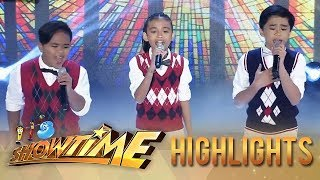 """It's Showtime: TNT Boys opens It's Showtime with world-class performance of  """"O Holy Night"""""""