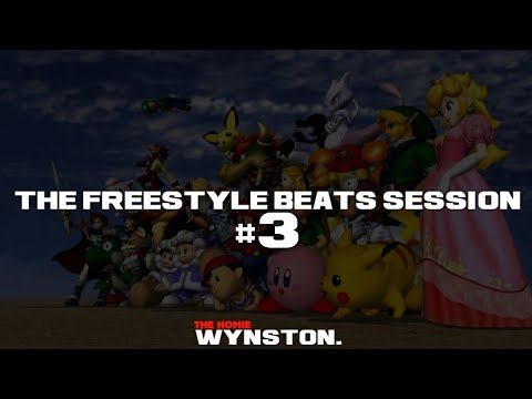 The Freestyle Beat Session #3 | Super Smash Bros. Melee | #WynstonOnTheBeat
