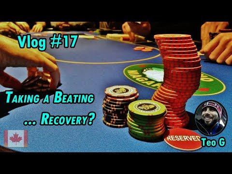 Runner Runner'D At Casino Niagara | 5/10 NL Holdem | Poker Vlog #17