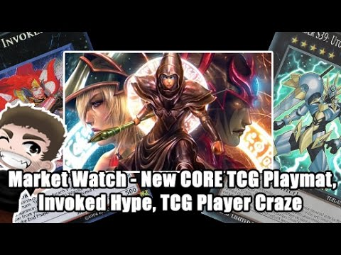 HoC Yu-Gi-Oh! Market Watch -Invoke The Hype! Cool Playmats for Cheap! TCG Player off its Rocker