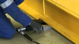 VLW18TE Vertical Hydraulic Lifting Wedge