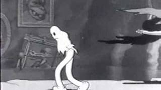 """Koko the Clown sings """"St. James Infirmary Blues"""" in Betty Boop's Snow White"""