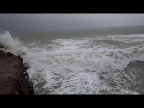Awesome waves,Gadani,Balochistan
