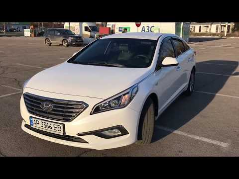 Авто с Южной Кореи под заказ Hyundai Sonata LF 2015 LPG LPI