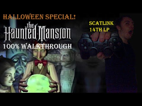 The Haunted Mansion - 100% Walkthrough Part 1 FALSE ADVERTISING!