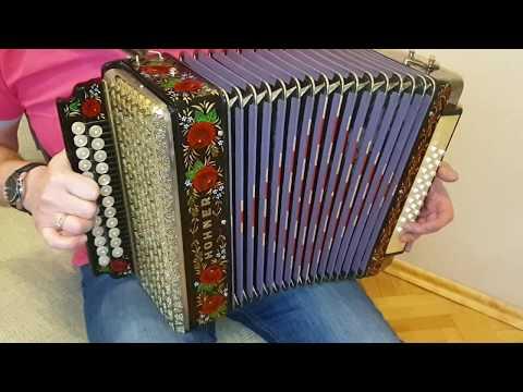 Паша гармонист - играю с душой на гармошке Hohner