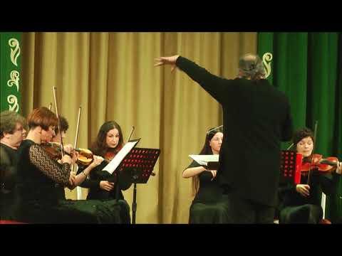 Д. Шостакович - Камерная симфония  Op. 110a  М. Аркадьев, Камерный оркестр Смоленской филармонии
