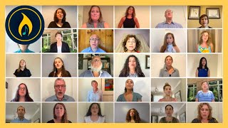 Avinu Malkeinu - VIRTUAL CHOIR - Temple Beth Avodah and Auri Productions