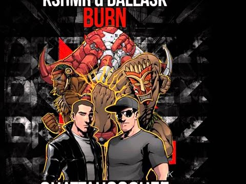KSHMR & DallasK feat. Luciana - Burn (Let Your Mind Go) (Extended Mix) 2015