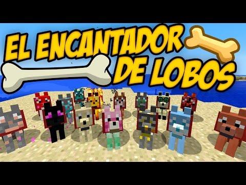 EL ENCANTADOR DE LOBOS (Episodio 4) - EL LOBO DE LAS NUBES!!