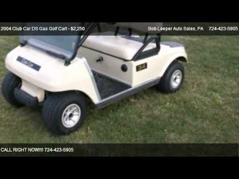 Pa Auto Sales >> 2004 Club Car DS Gas Golf Cart - for sale in Acme, PA ...