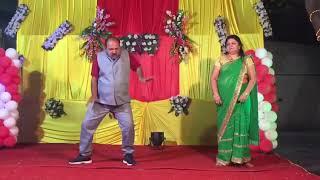 uncle dance on govinda song