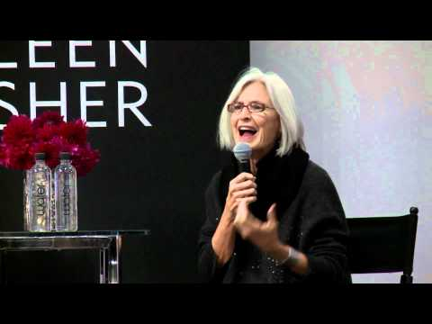 EILEEN FISHER: Interview At Our Flagship Store