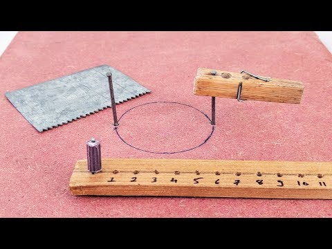 7 Wonderful  Woodworking Ideas and Methods !!!