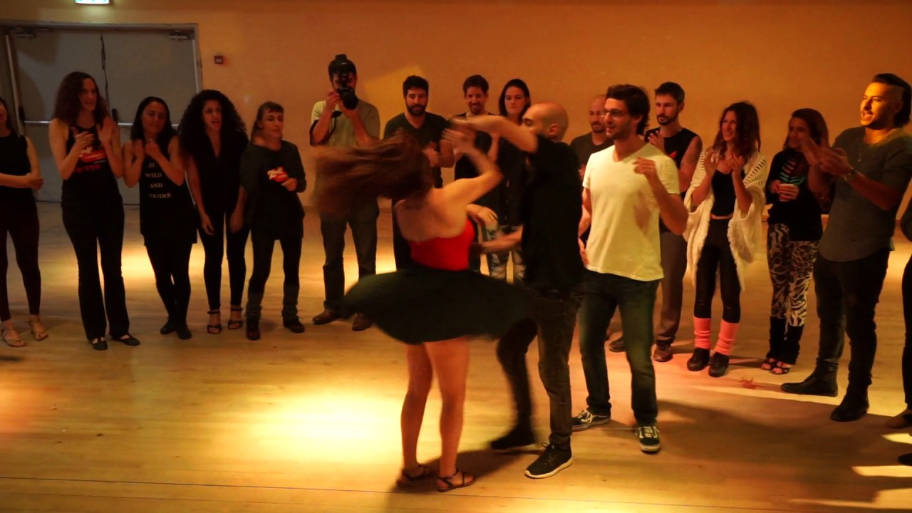 Zouk Lambada Israel Roda To Sonya Burlan Bikurei Haitim Tel Aviv  Youtube