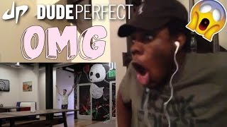 Flip Edition | Dude Perfect REACTION