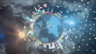 Beautiful World  - Motion graphics music video