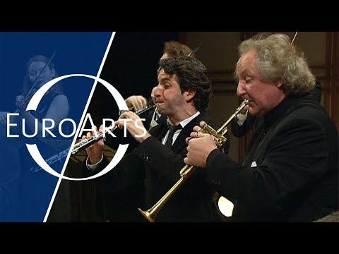 Bach: Brandenburg Concerto No. 2 in F major, BWV 1047 (Orchestra Mozart, Claudio Abbado)