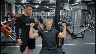 Jak si sestavit trénink? Full-body začátečníka | #makamnasobe