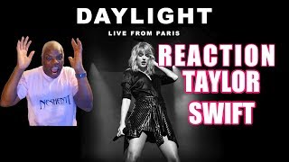 Download Lagu Grandfather reacts to Taylor Swift Daylight Live From Paris MP3