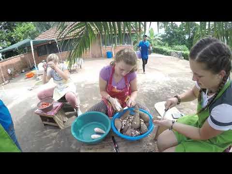 Ghana Travel Video 2017 (Katie)