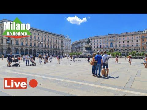 DUOMO MILANO - Live Stream | 24, June 2021 | LIVE CAMERA