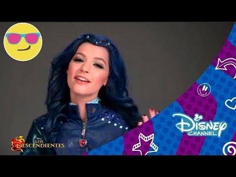 Los Descendientes Tutorial Halloween Make Up Evie Disney Channel Oficial