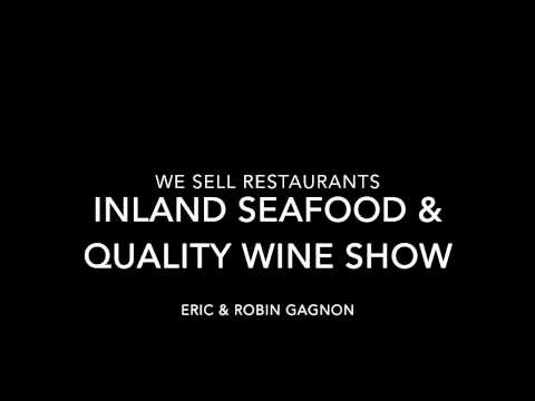 The Inland Seafood and Quality Wine and Spirits show 2014!