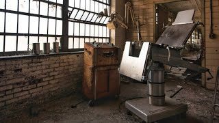 Abandoned 1800's Collapsing Asylum - Padded Rooms and Electroshock Machines thumbnail