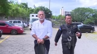 Fallo contra Benjamín Bográn se conocerá el 14 de septiembre y otras noticias judiciales