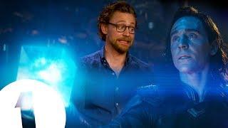 'It was... bonkers.' Tom Hiddleston on life as Loki.