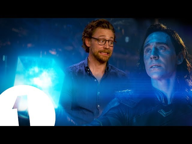 """It was... bonkers."" Tom Hiddleston on life as Loki."