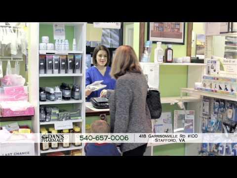 Dans Wellness Pharmacy Commercial