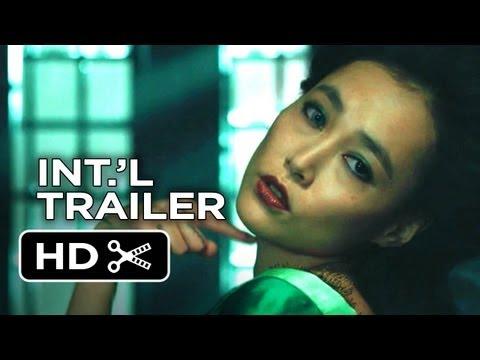 Trailer - 47 Ronin International TRAILER 1 (2013) - Keanu Reeves, Rinko Kikuchi Movie HD