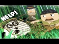 3 Panda Story - Baby Panda African Adventure | Kids Puzzle Story For Kids And Preschool