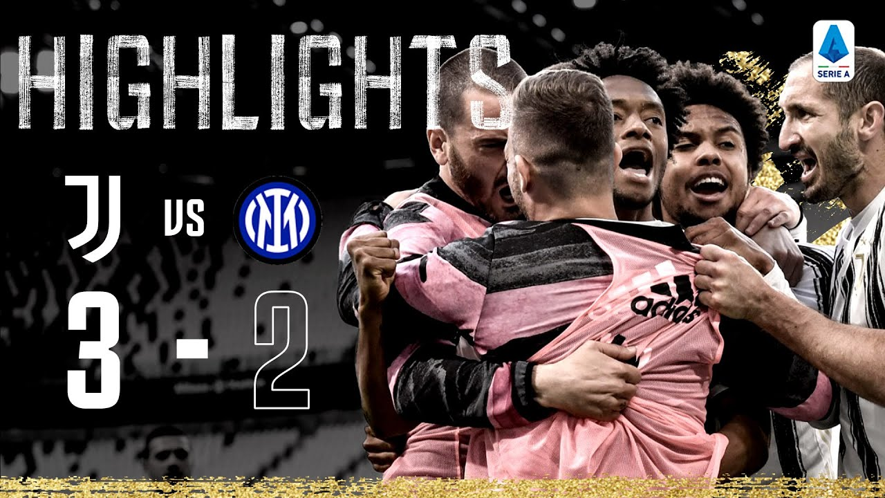 Download Juventus 3-2 Inter Milan | Cuadrado scores dramatic late winner! | Serie A Highlights