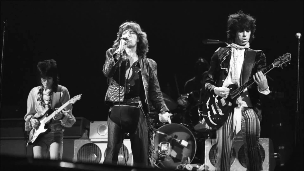The Rolling Stones Stray Cat Blues Live At The